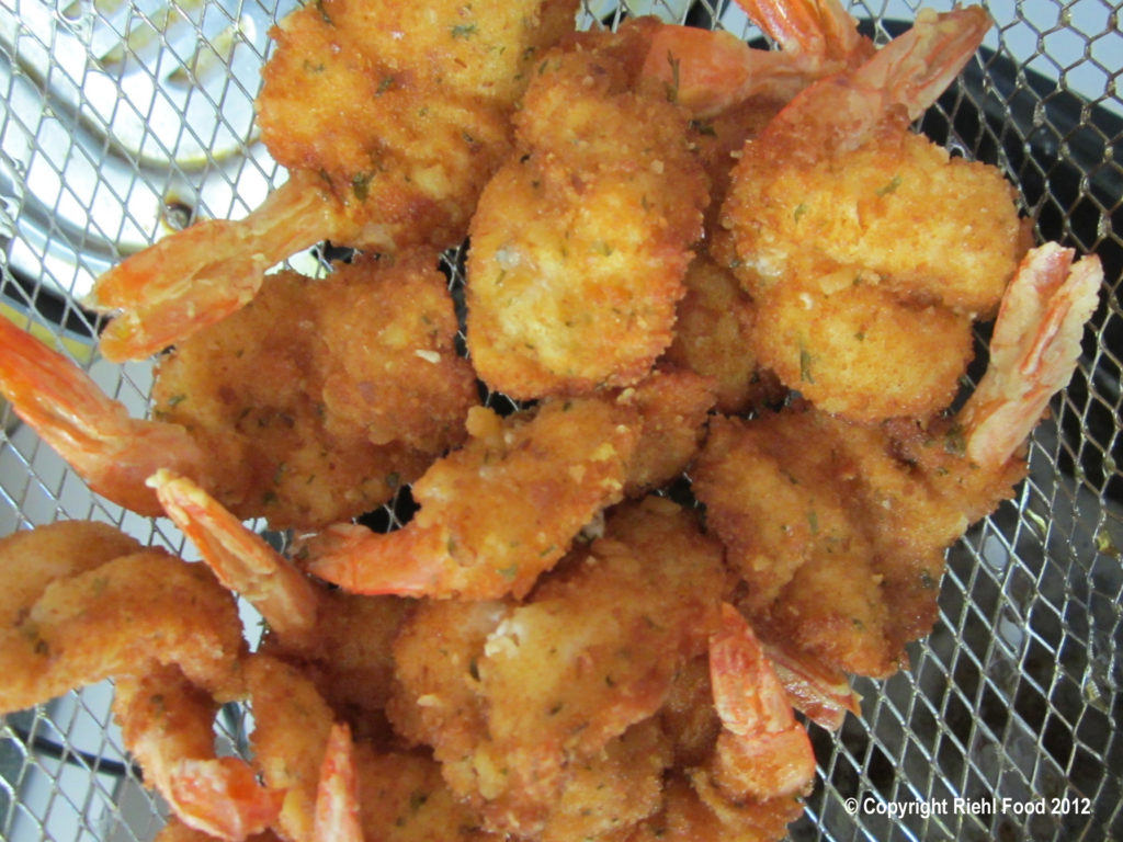 Fantail Shrimp Chinese Food
