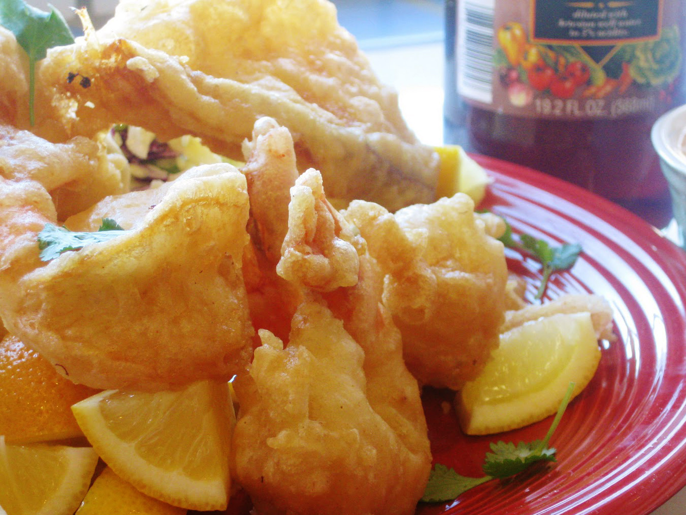 Batter Dipped Cod