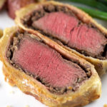 Beef in Filo