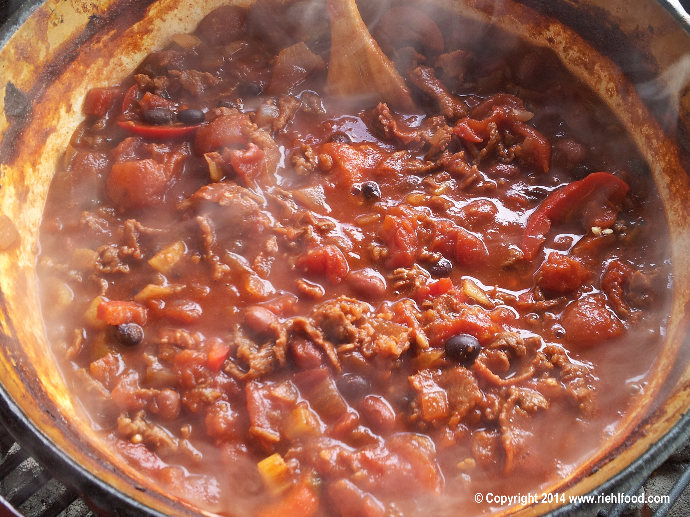 Cheesesteak Chili