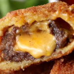 Cheeseburger Onion Rings