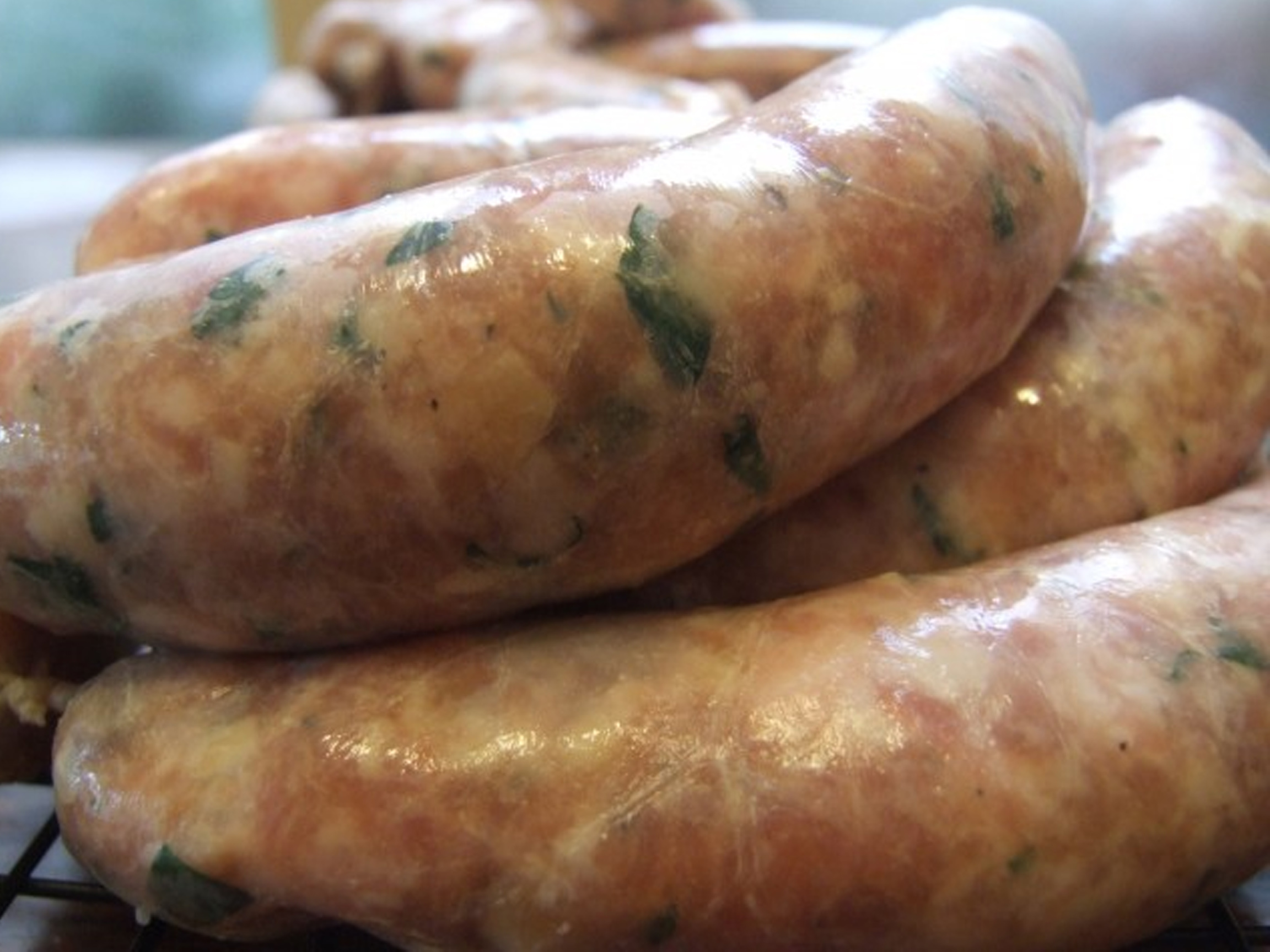 Apple Turkey Sausage