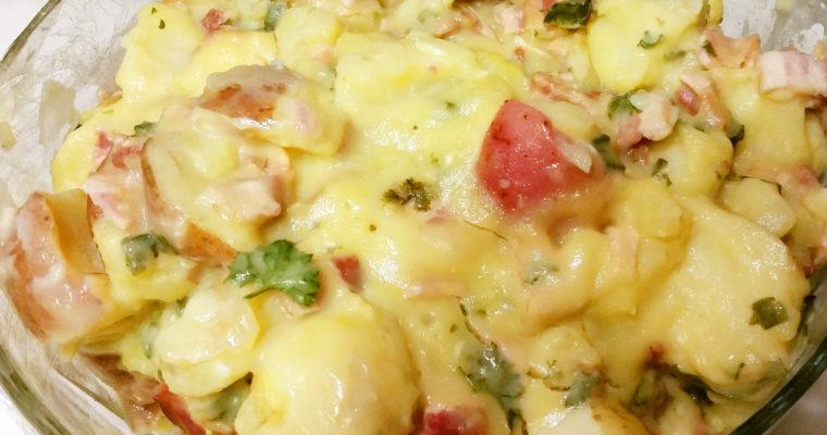 Elsie's Pennsylvania Dutch Potato Salad